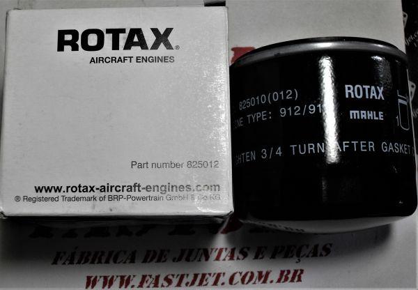 FILTRO DE ÓLEO ORIGINAL ROTAX MOTOR 912 - PN.825012/14/15