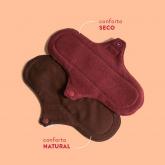 Absorvente Korui MINI - Fogo - Conforto Natural