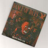 CD - Dance of Days - Arquivos Mortos Vivos