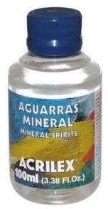 Aguarras Mineral Acrilex 100ml