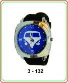 3  -  Relógio Kombi - Fundo Azul