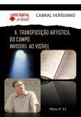 Z-23) A TRANSPOSISAÇÃO ARTISTICA, DO INVISÍVEL A VISÍVEL