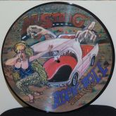 MUSTANG - Rock'n'Roll Junkfood (LP Picture Disc)