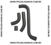 Mangueiras do Radiador Niva (Novas) Ref. 0329