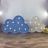Luminária Decorativa Nuvem Led