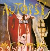 AUTOPSY - Acts of the Unspeakable - CASSETE