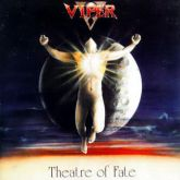CD -  Viper ‎– Theatre Of Fate slipcase