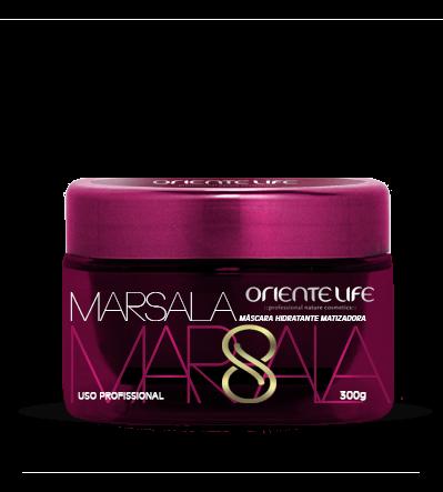 Máscara Marsala