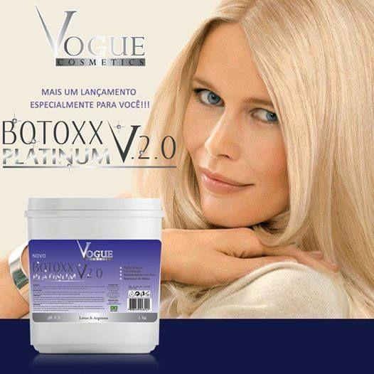 Botoxx Platinum v 2.0 Vogue - CleMagic Cosmetics - Distribuidor de ... b2e12b6f0e