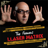 The Famous Llaser Matrix (Gimmick and Online Instructions) #1427