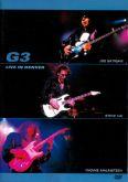 """G3 - """"Live In Denver"""" DVD Nacional!!!"""