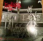 GOATLORD -  The Last Sodomy of Mary - LP (Gatefold  + pôster + bookleg officilal)