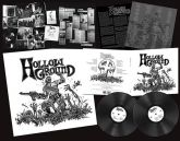 HOLLOW GROUND - Warlord (2014 - High Roller / GER) (LP DUPLO)