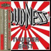 Loudness - Thunder in the East c/ OBI  (Versão Japonesa 1985