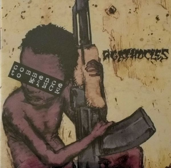 CD Agathocles - Commence To Mince