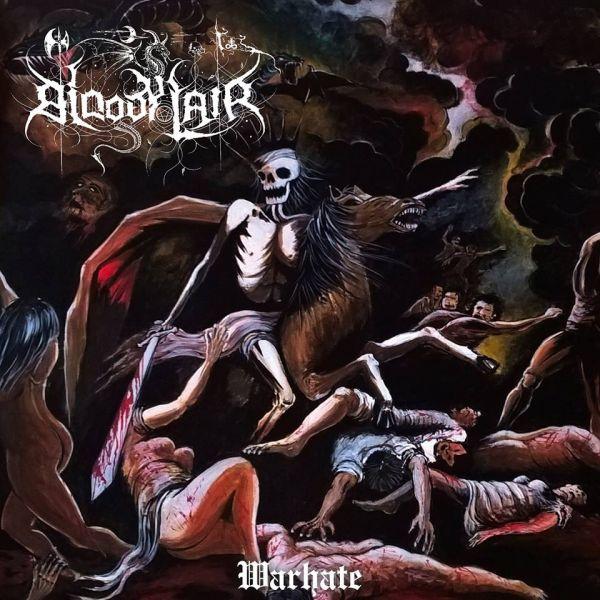 BLOOD LAIR - Warhate