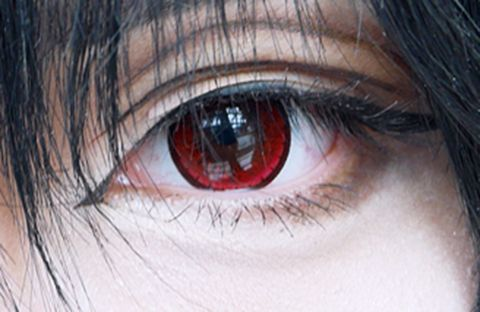 Luxury Blytheye Red - 14.8mm