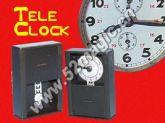Relógio de adivinhar hora (tele clock)  #641