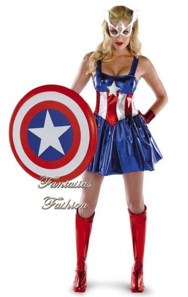 Capitã América FF1323