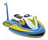 Boia Piscina Infantil Para Bebe Jet Ski Inflavel Intex