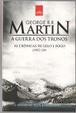 Livro - A Guerra dos Tronos - Coleção As Crônicas de Gelo e Fogo - Vol. 1