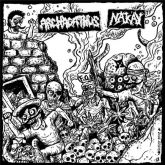 Archagathus/Nakay – split cd