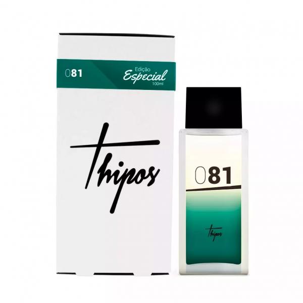 Perfume Thipos 081, 100 mL, inspirado em Allure Sport
