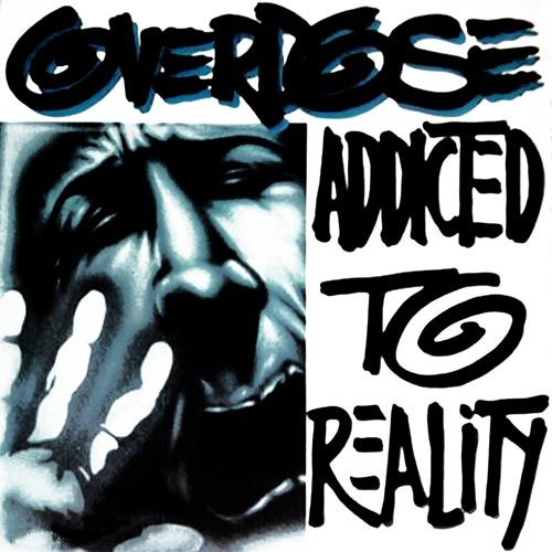 CD - Overdose  ‎– Addicted To Reality (+DVD)