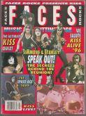 Revista - Faces Rocks - KISS