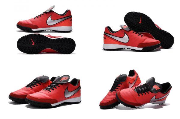 53a378e95a Chuteira Society Nike Tiempo Mystic V TF Originais - Daquiati