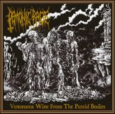 DEMONIC RAGE - Venomous Wine from Putrid Bodies - LP (Gatefold)