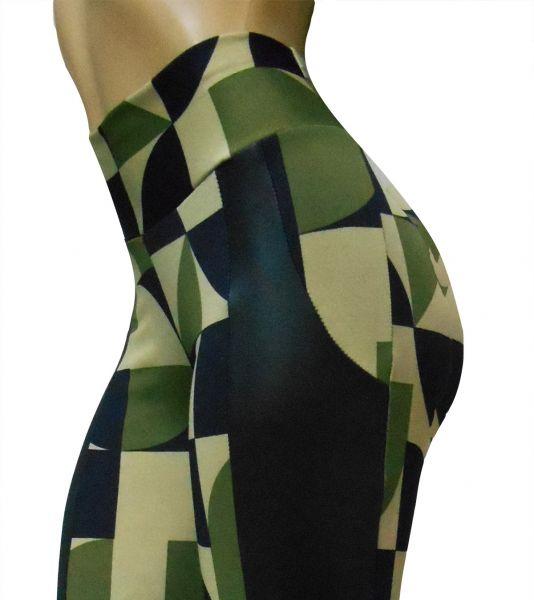 legging montaria(GG-46), cintura alta, suplex com detalhes em cirrê