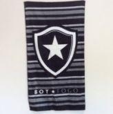 Toalha de Time felpuda - Botafogo