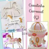 Cavalinho Carrossel