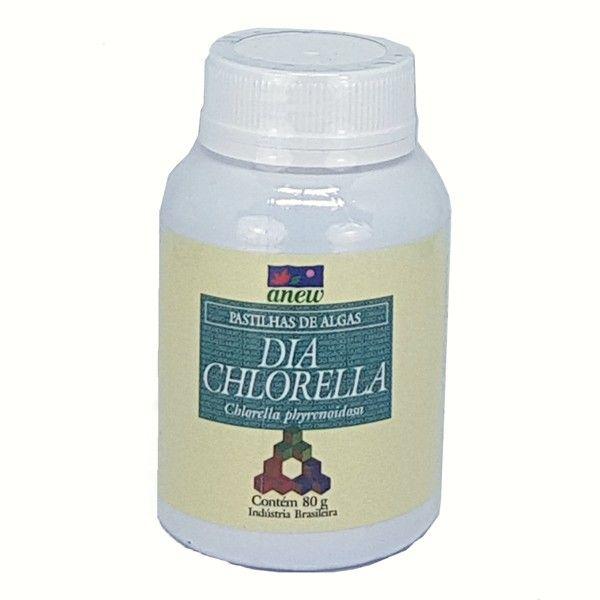 Dia Chlorella - 80g - (aprox. 400 comprimidos de 200 mg)