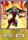 Elemental HERO Burstinatrix - Burstinatrix, HERÓI do Elemento
