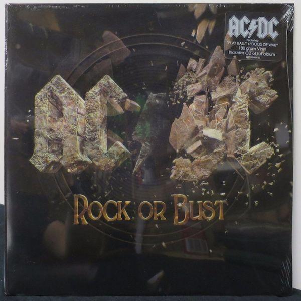 CD - AC/DC - Rock or Bust (Importado)