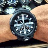 659bc24048f Relógio Masculino Esportivo G-shock Ga-500