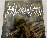 HOLOCAUSTO - Diário de Guerra - CD (Slipcase + Silver Hotstamp)