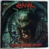 CD - Chakal - Destroy! Destroy! Destroy!