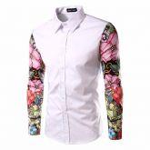 Camisa Masculina Cod 001