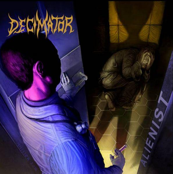 CD Decimator - Alienist