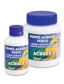 Verniz acrilico Fosco Acrilex 100ml