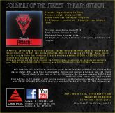 SOS - Soldiers of the Street - (CD)