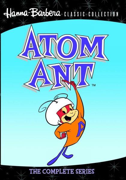 A Formiga Atômica, Zé Buscapé e Xodó da Vovó ( Atom Ant: The Complete Series)