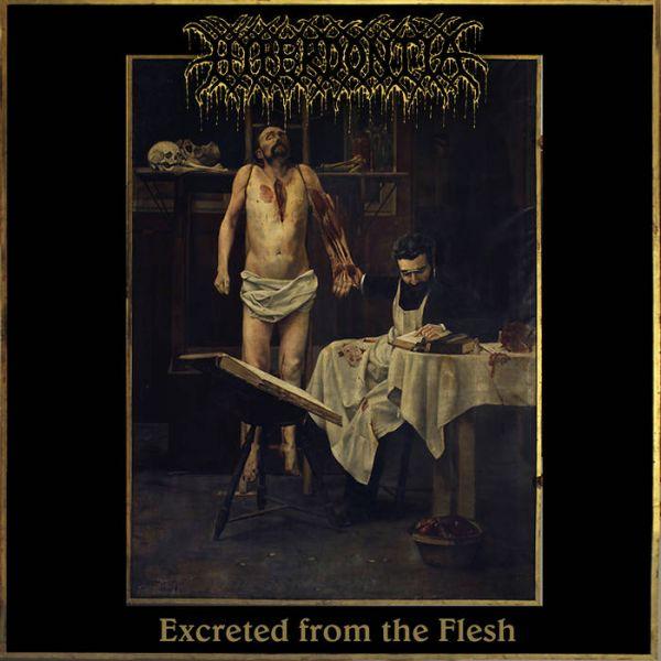 HYPERDONTIA - Abhorrence Veil / Excreted from the flesh - Slipcase CD (+ OBI)