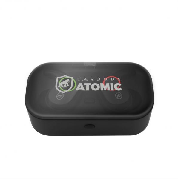 Fone de Ouvido Bluetooth Earbuds Atomic