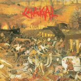CD - Chakal ‎- Abominable Anno Domini / Living With The Pigs