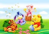 Papel Arroz Pooh A4 001 1un
