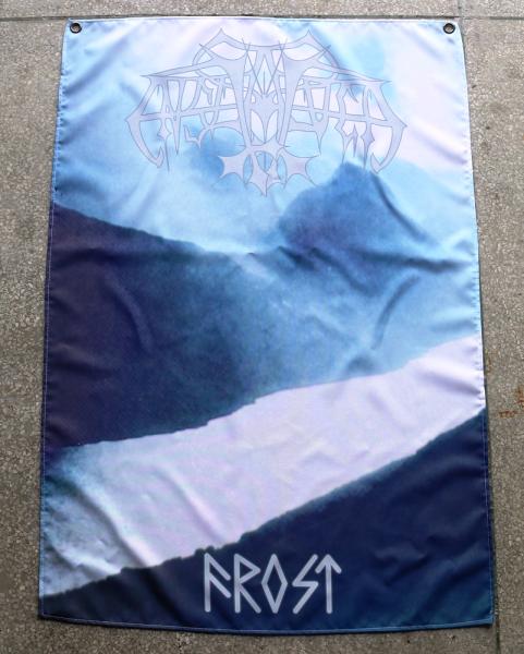 ENSLAVED - FROG - flag 67cm x 97cm